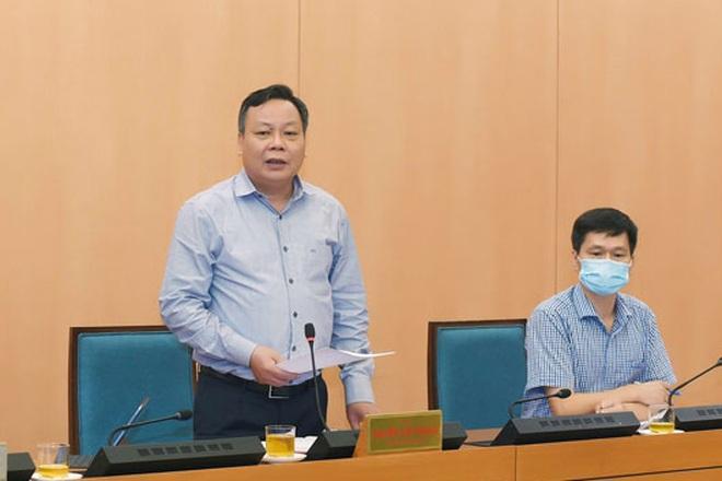 Phó Bí thư Hà Nội: Nguy cơ lây lan dịch vẫn cao vì còn F0 cộng đồng-1