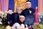 Con gái ruột Phi Nhung nói lời cuối sau hoàn thiện tang lễ mẹ