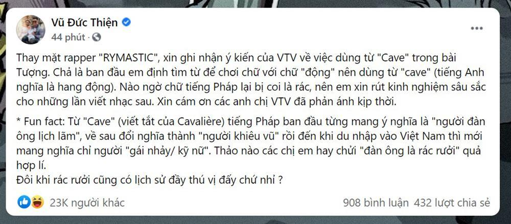 Netizen tán thưởng Rap Việt mùa 2, riêng Rhymastic bị bơ đẹp-4