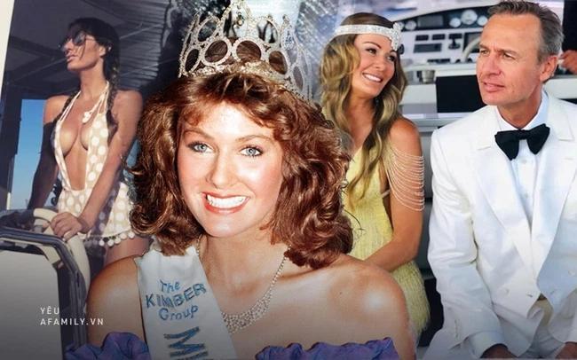 Cựu Hoa hậu và vụ ly hôn với chồng tỷ phú lừng danh-1