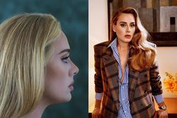 Adele tung bìa album đơn giản quá khiến fan than trời