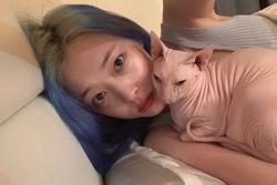 Kim Seon Ah tưởng nhớ 2 năm ngày mất Sulli