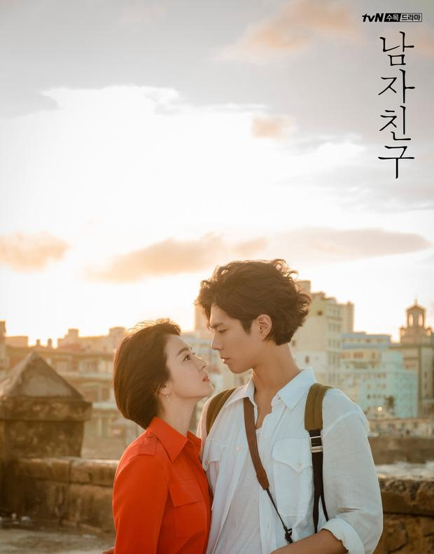 Song Hye Kyo và dàn tình trẻ màn ảnh: Song Joong Ki hợp mà toang-5