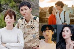 Song Hye Kyo và dàn tình trẻ màn ảnh: Song Joong Ki hợp mà 'toang'