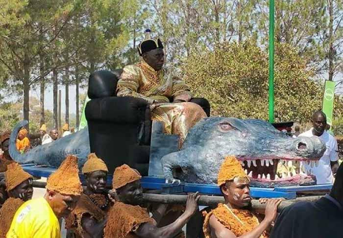Những điều kỳ lạ về bộ lạc lớn nhất của Zambia-3