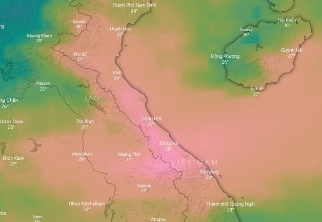 Sau bão, miền Trung tiếp tục hứng chịu đợt mưa 600 mm-1