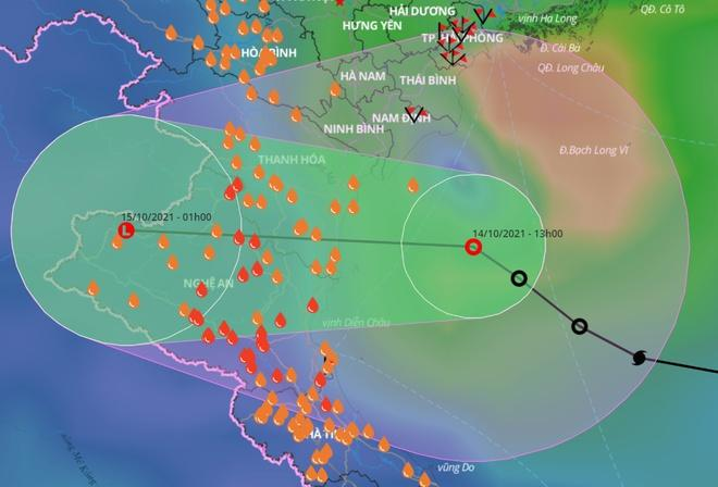 Sau bão, miền Trung tiếp tục hứng chịu đợt mưa 600 mm-2