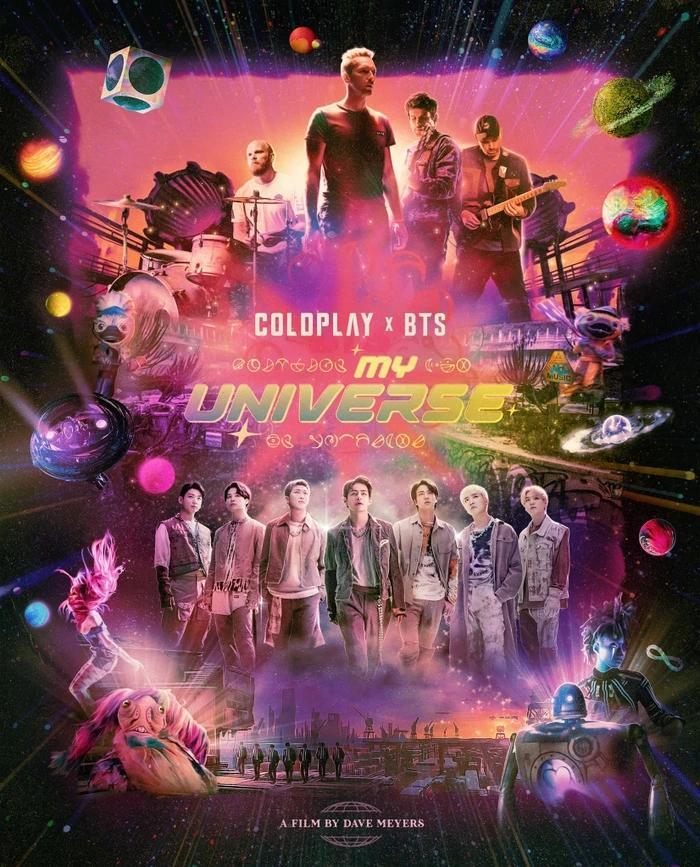 Coldplay lên tiếng bênh vực khi có đánh giá tiêu cực BTS-1