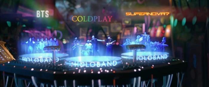 Coldplay lên tiếng bênh vực khi có đánh giá tiêu cực BTS-2