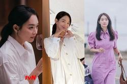 Mê mẩn thời trang của Shin Min Ah 'Hometown Cha-Cha-Cha'