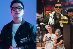 Loạt sao 'Rap Việt': Người phất như diều, kẻ im một chỗ