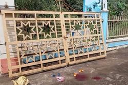 Sập cổng trường 1 trẻ mẫu giáo tử vong, 1 cháu bị thương nặng