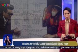 Vụ rà soát Thủy Tiên, Trấn Thành, Đàm Vĩnh Hưng lên thẳng VTV1