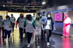 Thử thách 'Squid Game' ngoài đời thật ở UAE