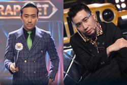 Karik 'chặt ngọt' Trấn Thành ngay tập mở màn Rap Việt mùa 2