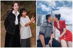 Hẹn hò Matt Liu, Hương Giang diện mãi 1 kiểu chân váy đen không chán
