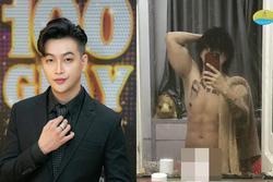 Tình tin đồn Nhật Kim Anh khoe ảnh cởi sạch áo quần