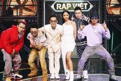 Rap Việt mùa 2 trình làng, các tập top trending mùa 1 'bay màu'