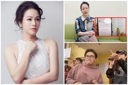 Clip: Nhật Kim Anh và MC Đại Nghĩa 'quẩy tung' phát tiền miền Trung