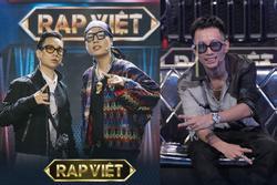 HOT: LK soán vai Rhymastic làm giám khảo 'Rap Việt' mùa 2
