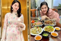 Các sao Việt sắp sinh con