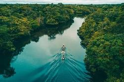 Vì sao sông dài nhất thế giới Amazon không có một cây cầu?