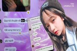 Cô gái trong group chat suy đồi của nhóm nam sinh yêu cầu xin lỗi công khai