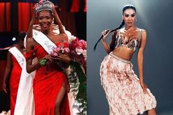 Hoa hậu Nam Phi 'gây áp lực' cho Kim Duyên tại Miss Universe