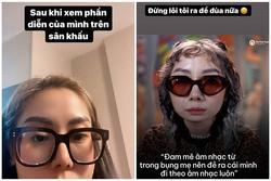 Mai Âm Nhạc 'dỗi' BTC Rap Việt vì biến cô thành 'meme' trên MXH