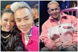 Binz vẫn nghiện màu hường và 'sặc mùi tiền' qua 2 mùa 'Rap Việt'