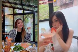 Ái nữ tập đoàn Sơn Kim xách túi hiệu xa xỉ vi vu ở Mỹ với Chi Pu