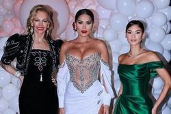 Thật khó tập trung vào chiếc váy 'Hoa Hậu Hoàn Vũ' 2020 mặc