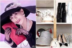 Cụ bà 80 tuổi ở Trung Quốc sở hữu hàng trăm đôi giày cao gót