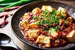 Cách làm món đậu hũ Tứ Xuyên
