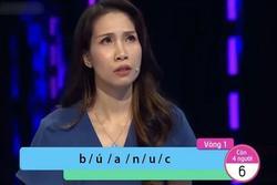 Câu hỏi ghép từ tiếng Việt có 6 chữ cái khiến bao người lú lẫn