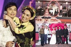 Mạnh Quỳnh lấy vợ, Phi Nhung nghẹn ngào: 'Cô dâu đâu phải em'