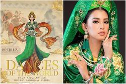 Hoa hậu Việt tại Dances Of The World: Tiểu Vy sắc sảo, Đỗ Hà ấn tượng