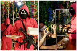 Doanh thu quán cà phê ở Indonesia tăng 3 lần nhờ ăn theo 'Squid Game'