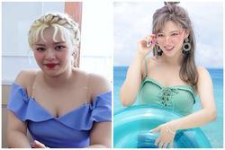 Màn tăng cân gây sốc của sao nữ xinh đẹp: Nguyên nhân xót xa