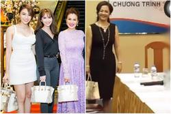 Bà Phương Hằng đeo túi Hermès bạch tạng bản hiếm từ thời 'ô kìa'