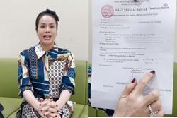 Nhật Kim Anh hành động gắt khi bị nghi chỉnh sửa sao kê