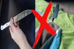 Đặt vật sắc nhọn trong nhà nhớ tránh 5 điều kẻo của cải đội nón ra đi