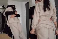 Ngô Thanh Vân đang ôm tình trẻ thì phát hiện camera quay lén