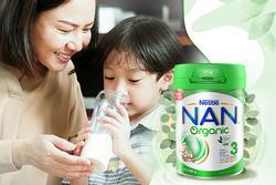 Dinh dưỡng hữu cơ có được lòng mẹ Việt?