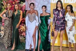 Body đô con 'nuốt' mọi chị em của đương kim Hoa hậu Hoàn vũ