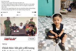 Bị lừa đảo tống tiền, bố mẹ bé trai mất tích ở Bình Dương phẫn nộ