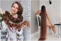 Cô gái không cắt tóc suốt 26 năm và kết quả gây sốc!