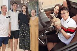 Hương Giang - Matt Liu sau hơn 1 năm hẹn hò