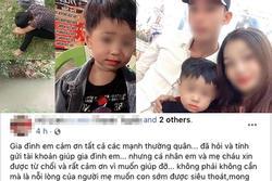 Bé trai  2 tuổi ở Bình Dương tử vong: Gia đình xin không nhận quyên góp từ cộng đồng