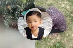 150 người từng 20 lần rà soát đoạn suối nơi phát hiện bé 2 tuổi mất tích